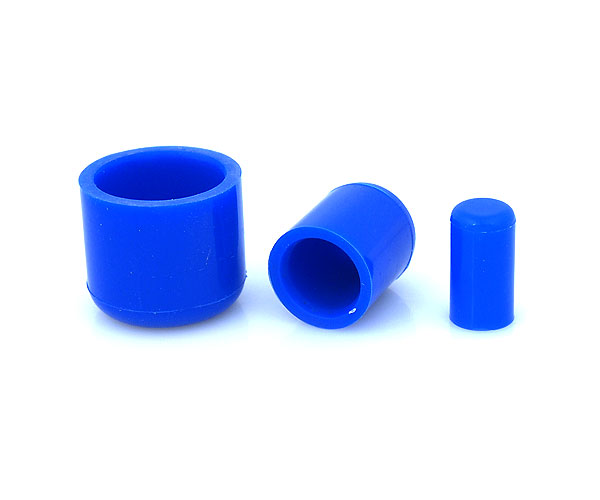 Silicone Hose End Caps 2 Pack Blanking Plug Bung Rubber